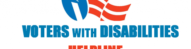 Voters with Disabilities Helpline
